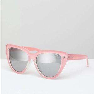 NWT Quay Cat eye sunglasses
